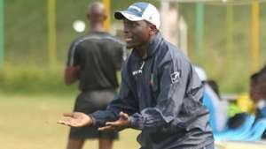 Nzoia Sugar coach Nicholas Muyoti.