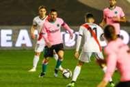 Messi Rayo Barcelona 27012021