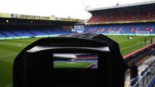 Crystal Palace television camera 2018-19