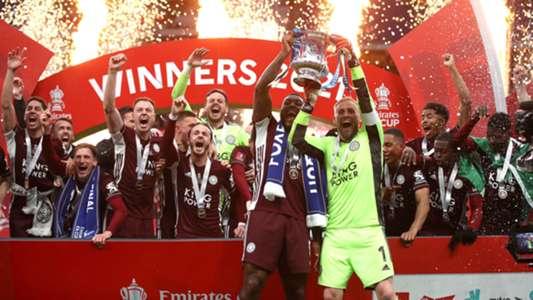 (FA Cup) Hạ Chelsea bằng siêu phẩm, Leicester giành chức vô địch lịch sử