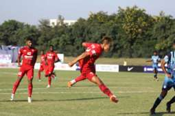 Minerva Punjab vs Churchill Brothers Uttam Rai