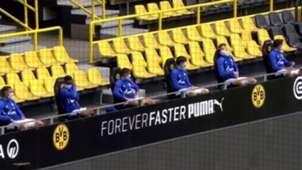 Schalke suplentes Bundesliga