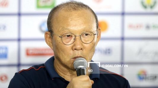 HLV Park Hang-seo tiết lộ lý do thay Tiến Linh, khẳng định tham vọng 'hái vàng' SEA Games   Goal.com - xổ số ngày 16102019