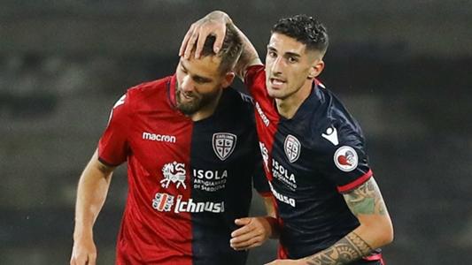 WTF - La rechute terriblement malchanceuse de Leonardo Pavoletti (Cagliari) | Goal.com