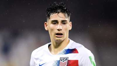 Sebastian Soto U20 World Cup France USA 06042019