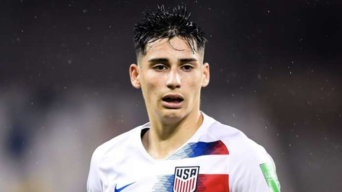 Sebastian Soto U20 World Cup France USA 06042019