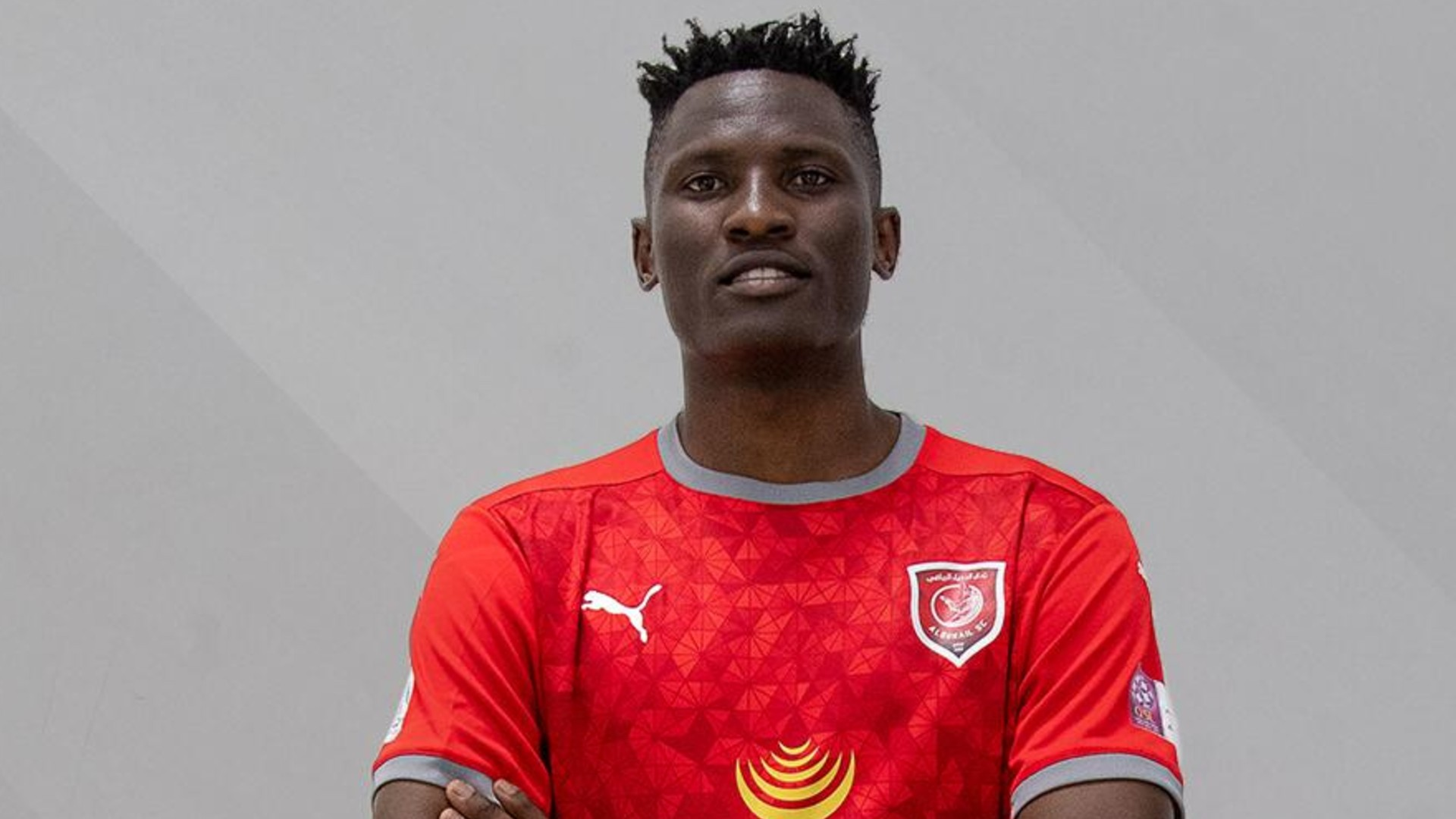 Olunga calls on Kenyans in Doha to support new club Al Duhail SC