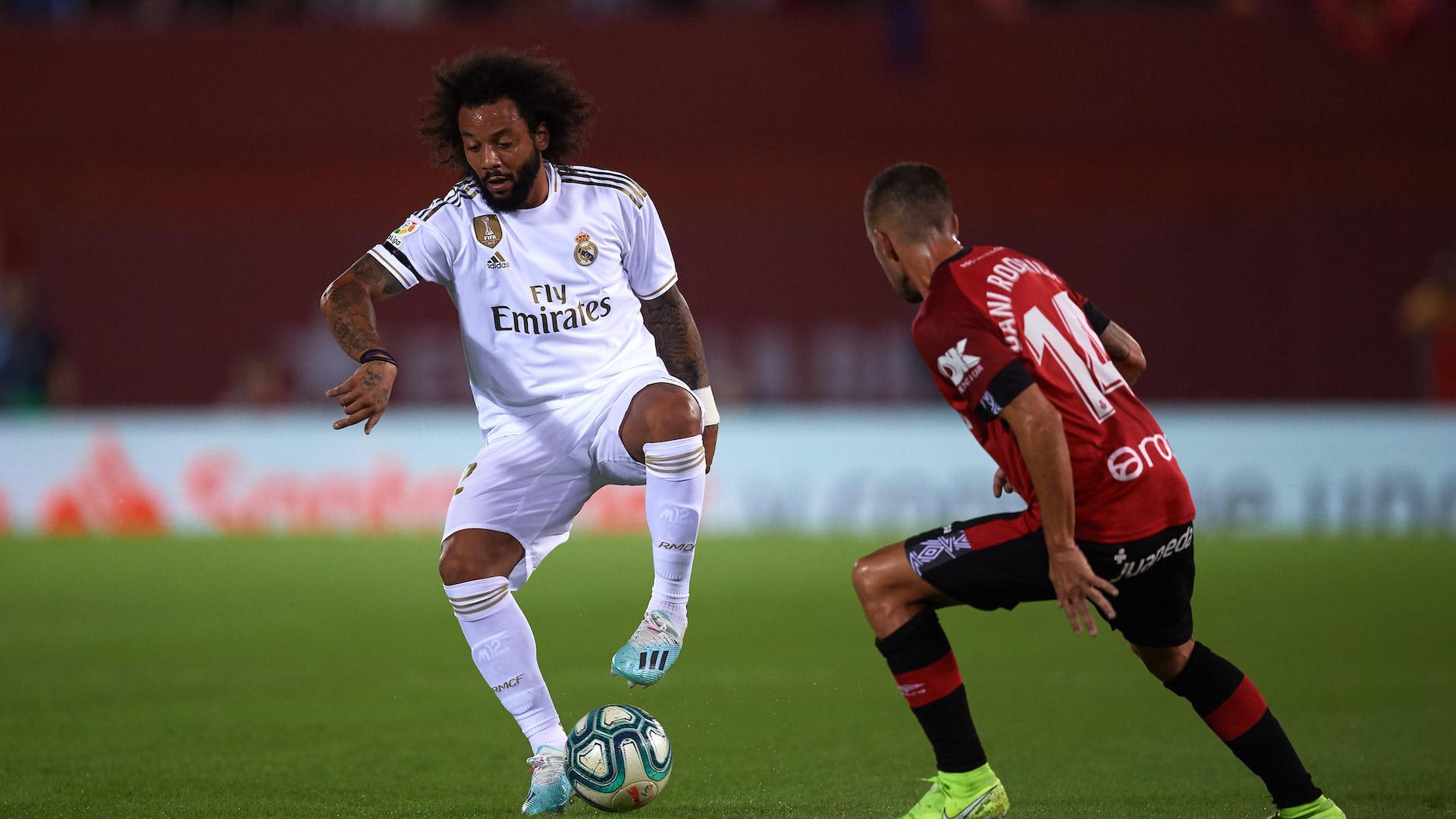 Real Madrid cayó ante Mallorca y no pudo regresar a la cima
