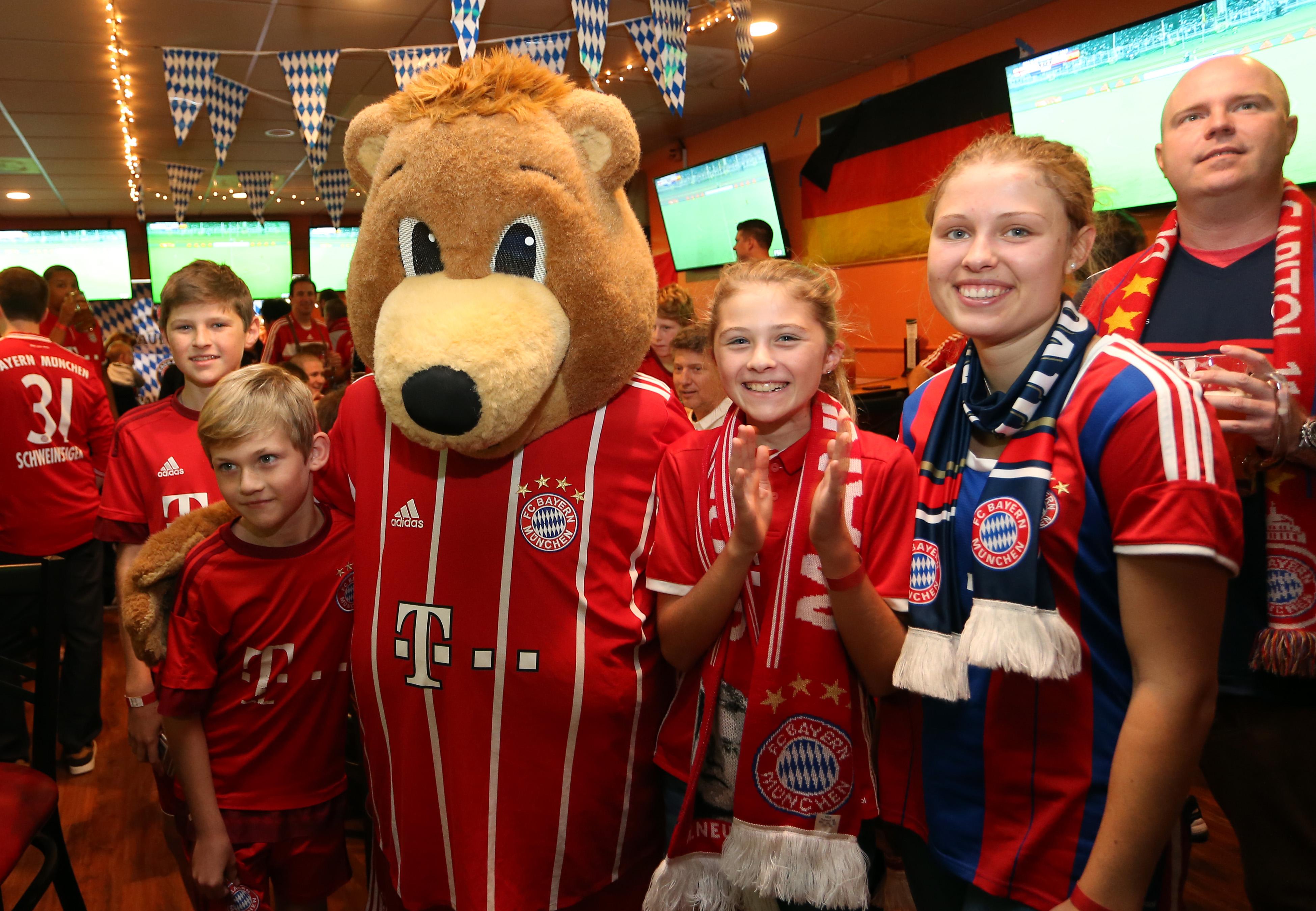 Berni, Bayern Munich