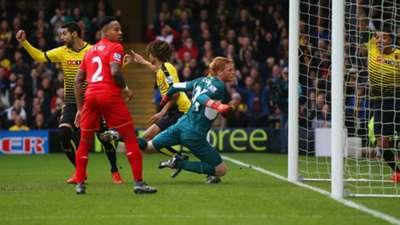 Adam Bogan Liverpool Watford 2017