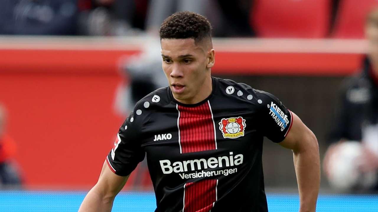 NxGn 2019 Paulinho Leverkusen