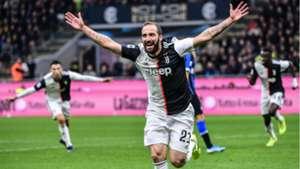 Higuain Inter Juventus Serie A