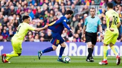 Lionel Messi FC Barcelona LaLiga Getafe 0218