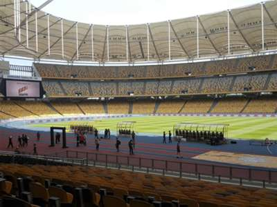 Bukit Jalil National Stadium, 17122017