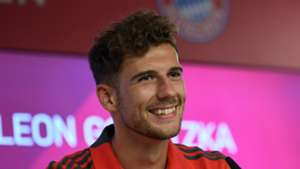 Leon Goretzka Bayern Munich