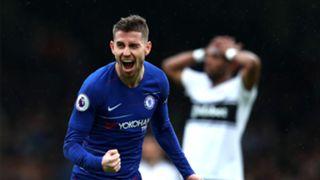 Jorginho Chelsea Fulham Premier League 030319