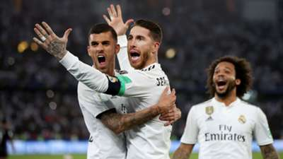 Real Madrid Club World Cup 22122018