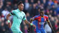 Arsenal Crystal Palce 2018-19