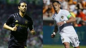 Chicharito Carlos Vela MLS