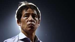 Coach Akira Nishino | World Cup 2022 qualification