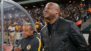 Kaizer Chiefs' Bobby Motaung, September 2017