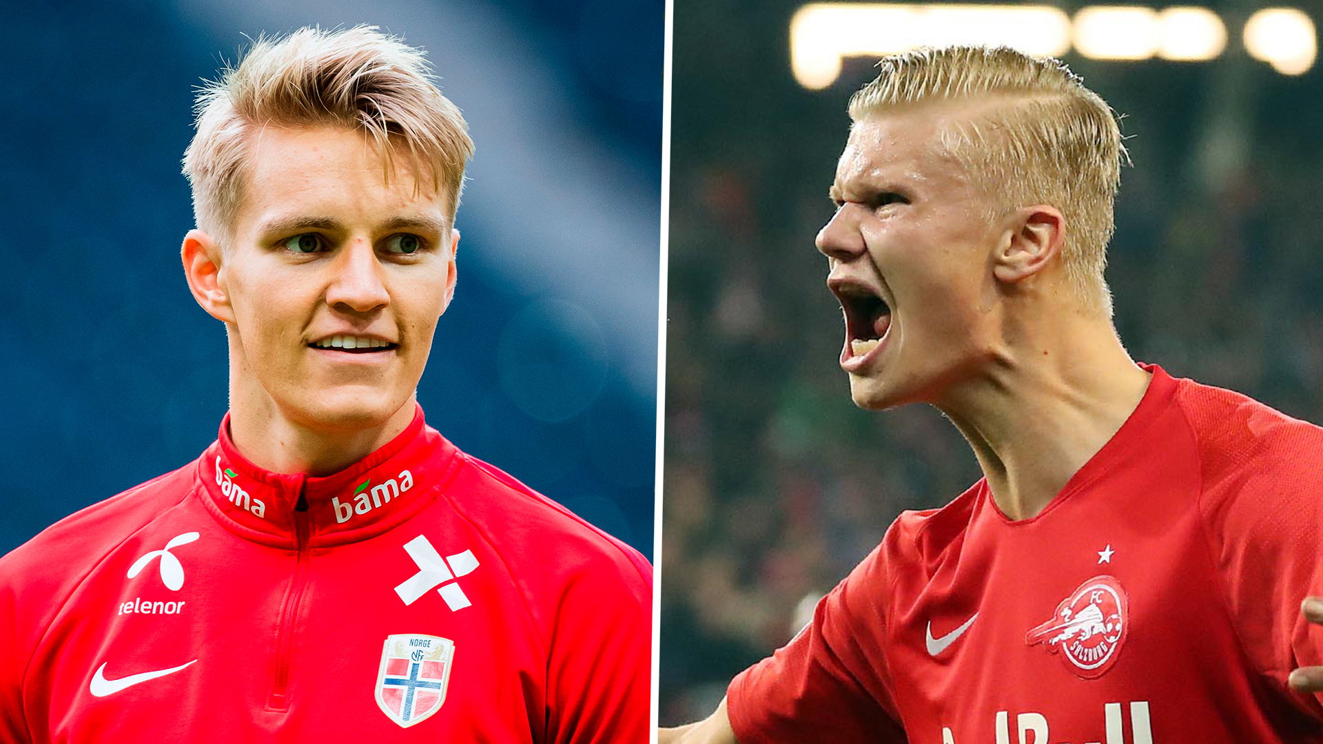 The World Is Haaland S Oyster Odegaard Isn T Messi King Goal Com