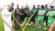 الأهلي - منصور بن مشعل
