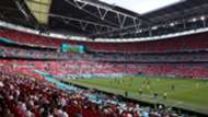 Wembley England vs Croatia Euro 2020