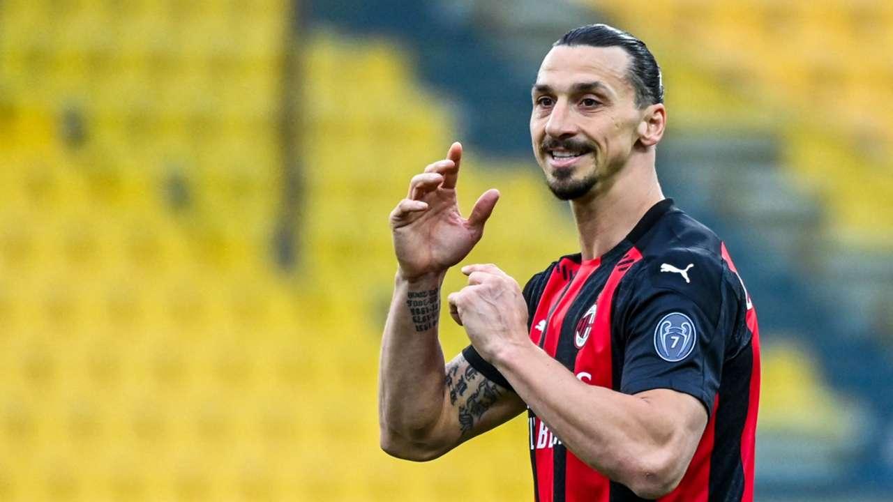 Zlatan Ibrahimovic Parma Milan