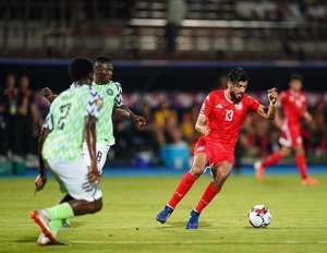 تونس - نيجيريا - فرجاني ساسي