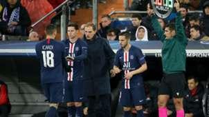 Icardi Draxler Sarabia Real PSG