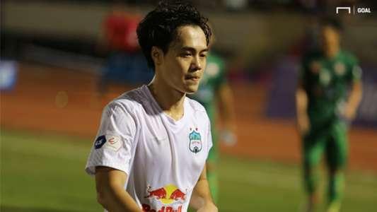 (HAGL 2-1 SLNA) Văn Toàn thừa nhận áp lực, Minh Vương cảm ơn bầu Đức