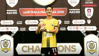 Brendan Gan, Perak, Malaysia Cup
