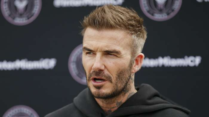 Beckham Inter Miami 2020