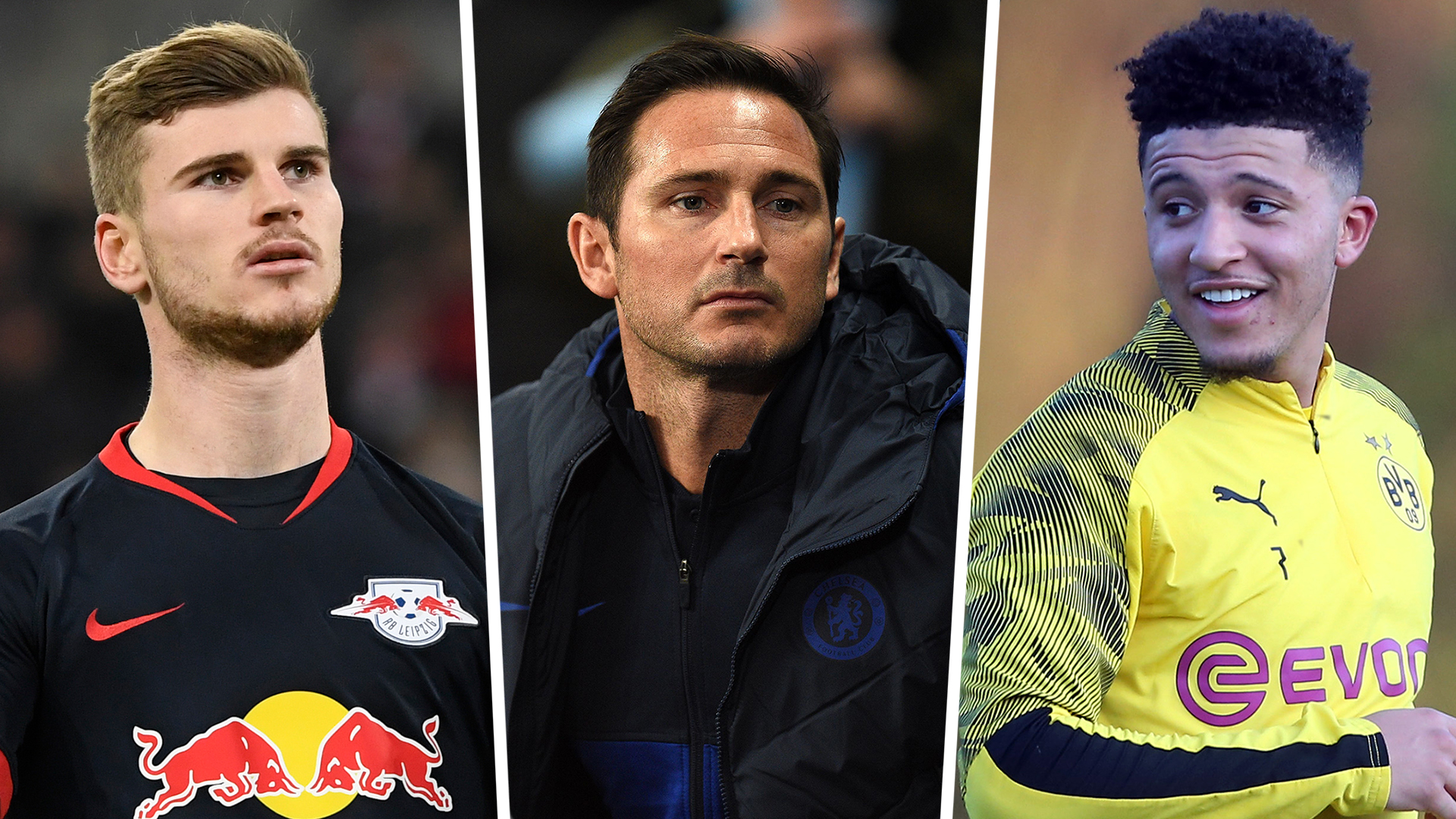 Transfer: Lampard speaks on two key players leaving Chelsea for new clubs