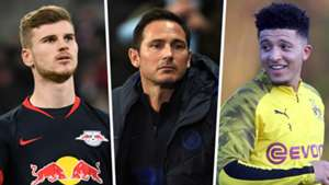 Chelsea's transfer ban has been lifted so where is Lampard's new forward?
