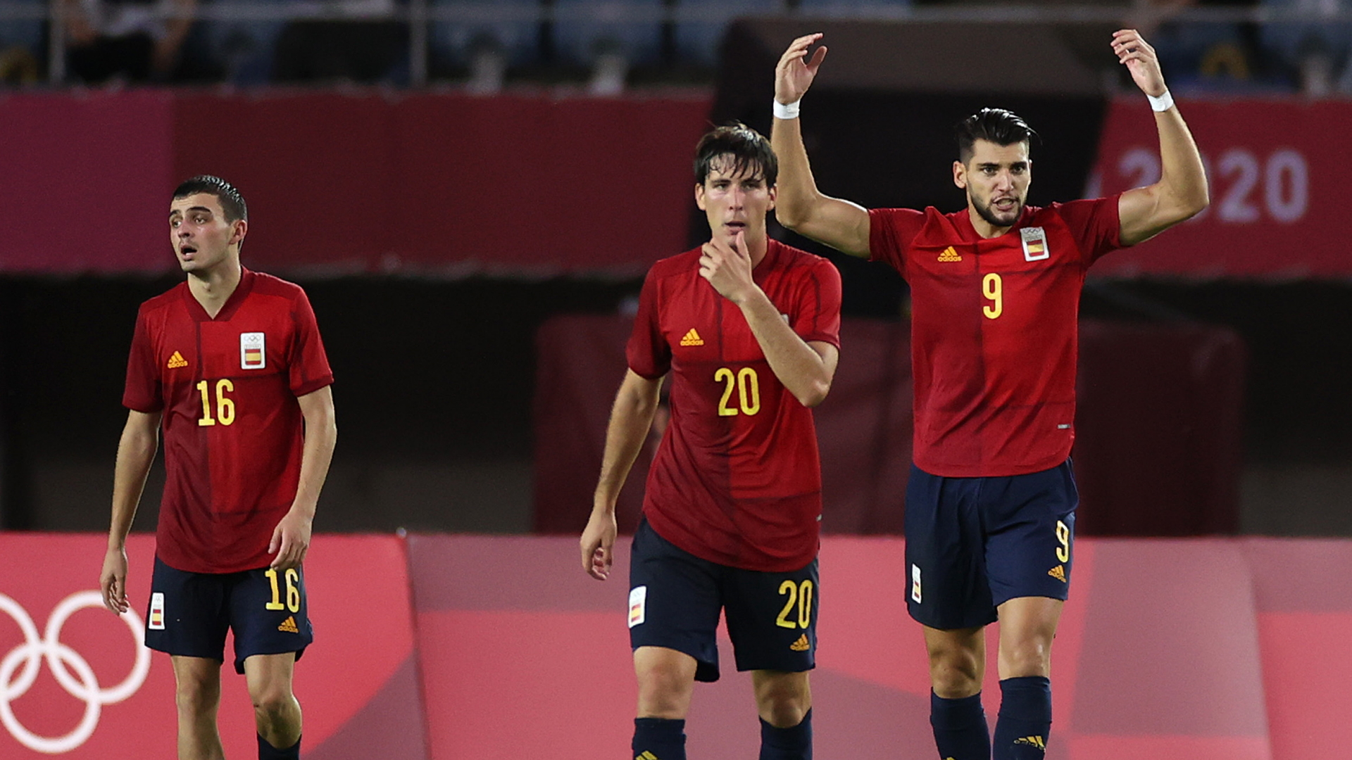 Spain to face Japan in Olympics semi-finals and Brazil paired with Mexico