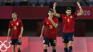 Olympics Football: Ivory Coast eliminated after Mir hat-trick handed Spain 5-2 extra time win