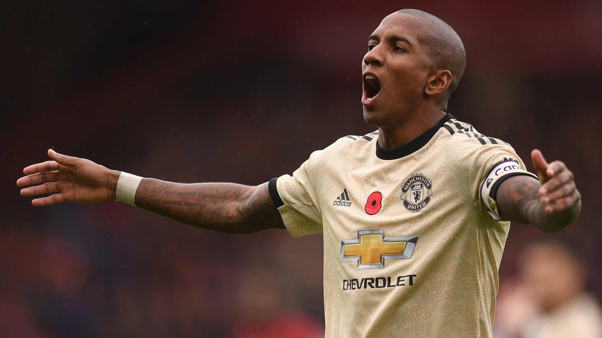 Ashley Young Man Utd 2019