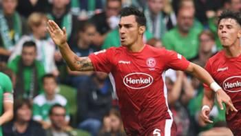 Kaan Ayhan Fortuna Düsseldorf 2019