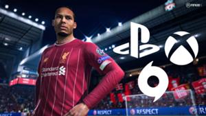GFX FIFA 20 PS4 Xbox PC