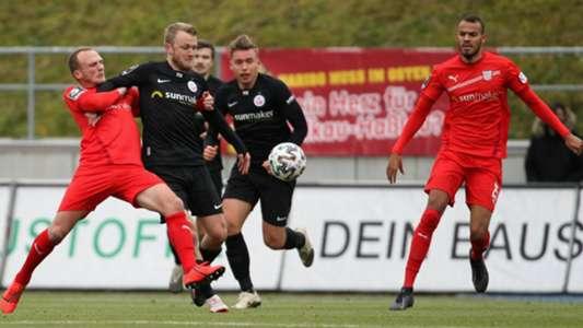 Hansa Rostock vs. FSV Zwickau heute live: TV, LIVE-STREAM, Aufstellungen, LIVE-TICKER - Alles zur Übertragung der 3. Liga   Goal.com
