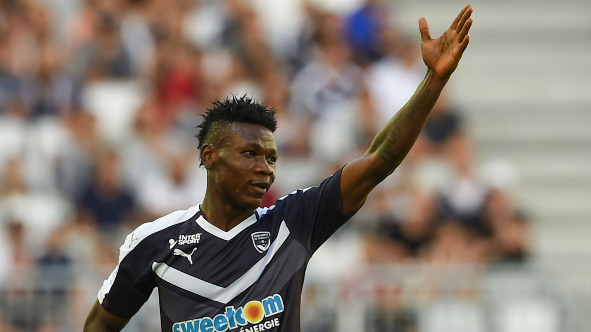 Samuel Kalu's Bordeaux held at home by Moses Simon's Nantes in Ligue 1 opener