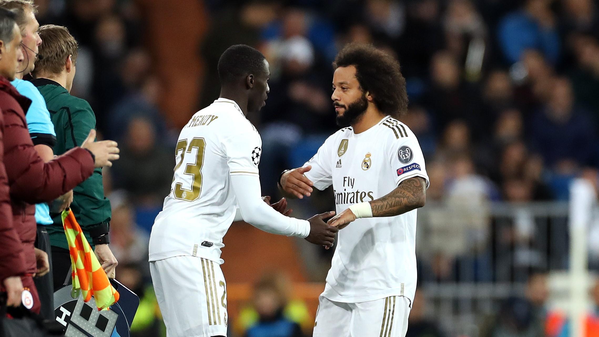 """Real Madrid, Mendy : """"Je ne suis pas le premier choix"""""""