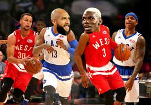 Tim Howard Paul Pogba NBA GFX