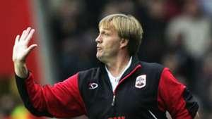 Steve Wigley Southampton
