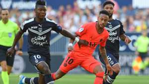 Neymar Samuel Kalu Bordeaux PSG Ligue 1 28092019