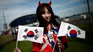 美女サポワールドカップ_韓国vsドイツ_韓国1