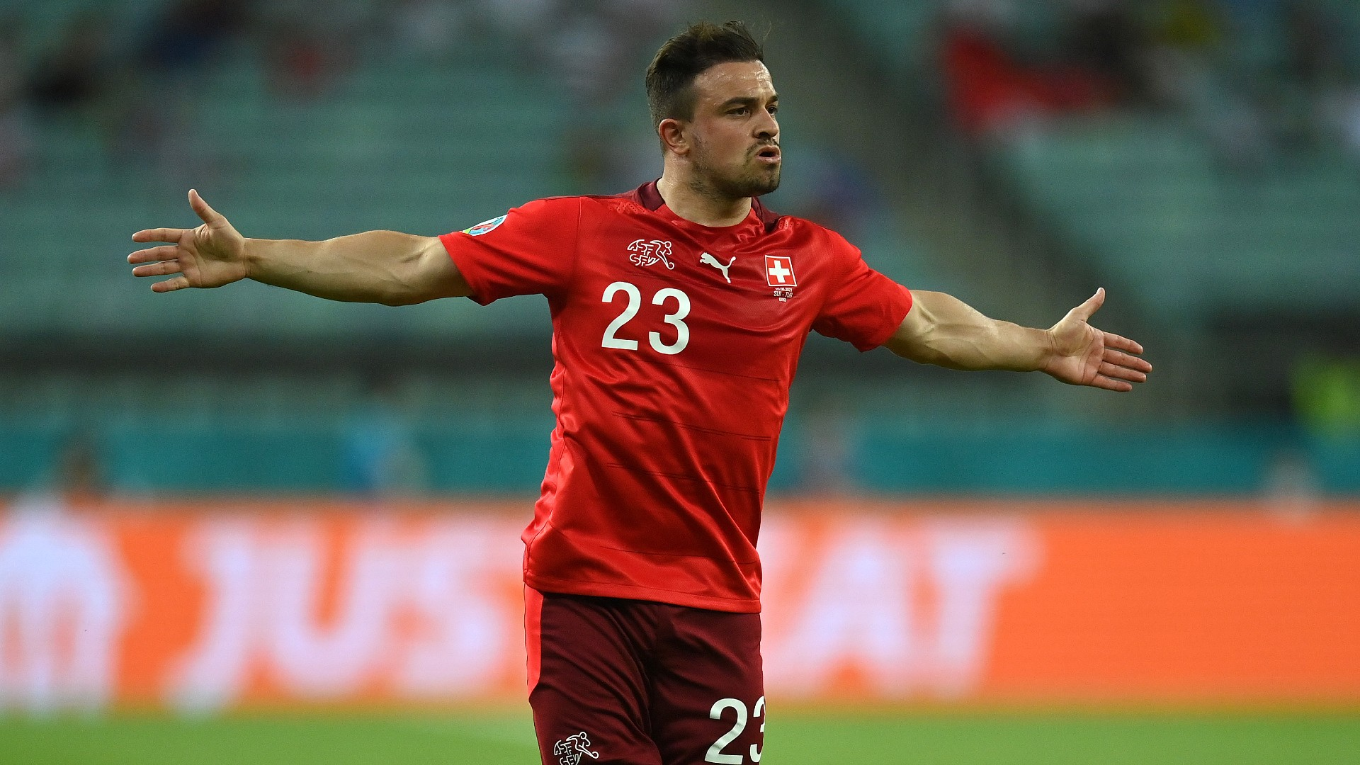 Euro 2020: Switzerland 3-1 Turkey full match reaction and quotes: Shaqiri 'pleased' with win after sealing third-place shot