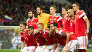 Russia Euro 2020 qualifying